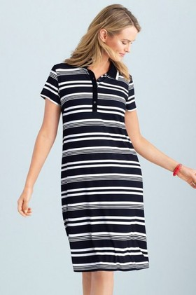 Capture-Collared-Dress on sale