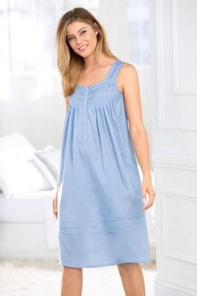 Cotton-Nightie on sale
