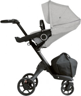 Stokke-Xplory-V6-The-New-Height-Adjustable-Stroller on sale