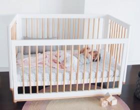 Babyhood-Riya-Cot-5-In-1 on sale