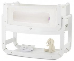 Snuzpod-Co-Sleeping-Rocking-Bassinet on sale