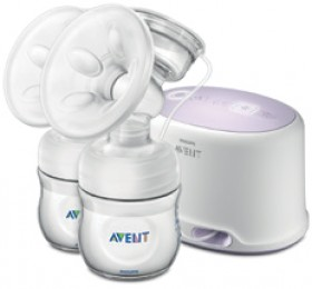 Philips-Avent-Comfort-Double-Electric-Breast-Pump on sale