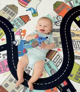 Skip-Hop-Vibrant-Village-Reversible-Play-Mat on sale