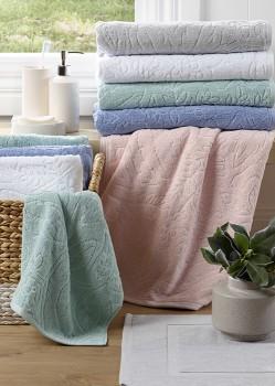 NEW-Koo-Botanic-English-Rose-Towel-Range on sale