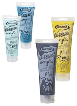 Buy-2-Get-3rd-FREE-Semco-Acrylic-Paint on sale