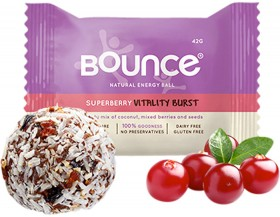 Bounce-Superberry-Vitality-Burst-Ball on sale