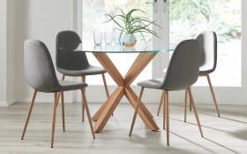 Waverley-5-Piece-Dining-with-Samba-Chairs on sale