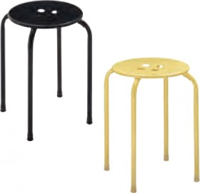 Button-Stools on sale