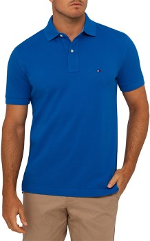 Tommy-Hilfiger-Polo-Blue on sale