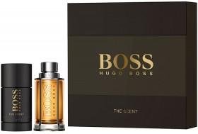 Hugo-Boss-the-Scent-EDT-50mL-Gift-Set on sale