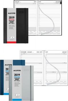 Milford-Aluminium-A5-Diaries on sale