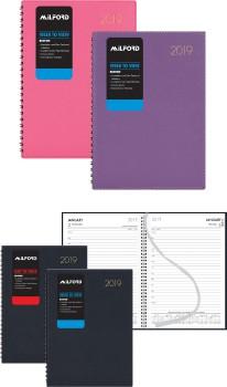 Milford-Boston-Coloured-Diaries on sale