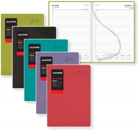 Milford-Rhapsody-A5-Coloured-Diaries on sale
