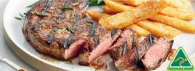Coles-Australian-Beef-Rump-Steak on sale