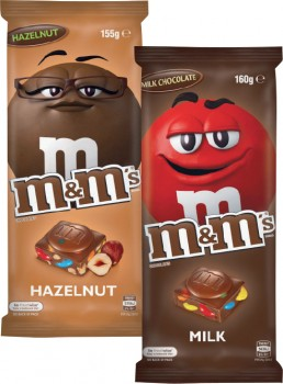 Mars-MMs-Block-Chocolate-150g-160g on sale
