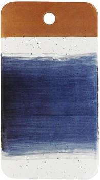 Mediterranean-Cheese-Board-38x21cm-Reactive-Dark-Blue on sale