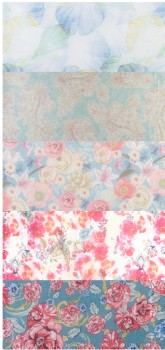 NEW-Print-Plain-Organza on sale