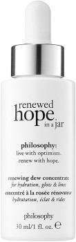 Philosophy-Renewed-Hope-in-a-Jar-Renewing-Dew-Concentrate-30ml on sale