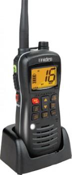 Uniden-5W-Handheld-VHF-Marine-Radio-MHS127 on sale