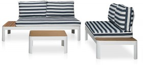 Adelphi-2-Piece-Modular-Sofa-in-Stripe-Coffee-Table on sale