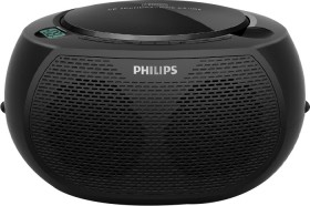 Philips-Sound-Machine-Portable-CD-Player-with-FM-Radio on sale