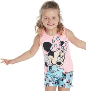 Girls-Minnie-Mouse-PJ-Set on sale