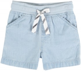 Baby-Chambray-Shorts on sale