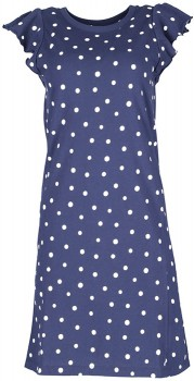 Plus-Womens-Cotton-Dress on sale