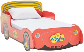 Wiggles-Toddler-Bed on sale