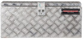 Thunderbox-48-Litre-Checkerplate-Tool-Box on sale