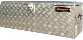 Thunderbox-114-Litre-Checkerplate-Tool-Box on sale