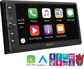 Sony-6.4-Android-AutoCarplay-Media-Player on sale