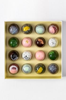 House-of-Chocolate-Sixteen-Piece-Chocolate-Box on sale