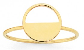 9ct-Gold-Sunset-Ring on sale