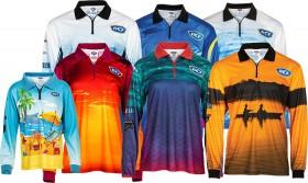 BCF-Sublimated-Polos on sale