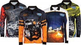 BCF-Camp-4x4-Sublimated-Polos on sale
