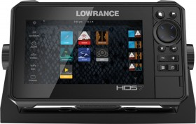 Lowrance-HDS-7-Live-with-New-Active-Imaging-Transducer on sale