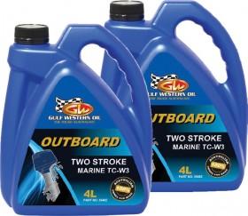 Gulf-Western-2-Stroke-4L-Oil on sale