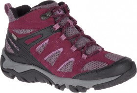 Merrell-Womens-Outmost-Waterproof-Mid-Hikers on sale