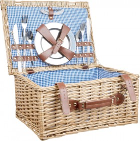 Spinifex-Four-Person-Picnic-Basket-Set on sale