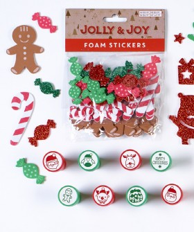 Jolly-Joy-Stamps-4-Pack on sale