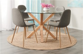 NEW-Waverley-5-Piece-Dining-Set-with-Samba-Chairs on sale