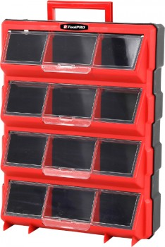 ToolPRO-12-Drawer-Organiser-with-Handle on sale