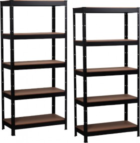 ToolPRO-5-Shelf-Boltless-Shelving-Unit on sale