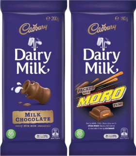 Cadbury-Family-or-Marvellous-Creations-Block-Chocolate-165g-205g on sale