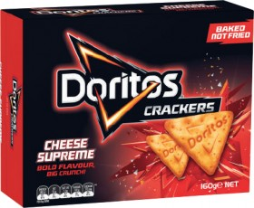 Doritos-Snack-Crackers-160g on sale