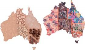 Maps-of-Australia on sale