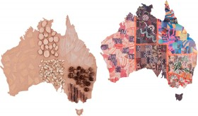 Maps-of-Australia on sale