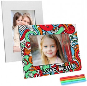 Funbox-Design-Your-Own-Picture-Frames on sale