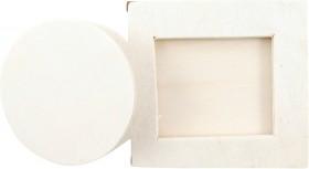 Shamrock-Round-Wood-Holder-With-Photo-Frame on sale